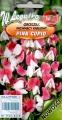 Грах ароматен нисък Pink Cupid бяло и розово - Lathyrus - 3 г