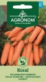 Моркови Корал/ Koral - Daucus carota - 3 гр