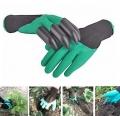 Ръкавици с твърди накрайници за копаене - бр
