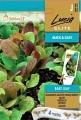 Салата BABY LEAF МIX (Млади листа), семена на ЛЕНТА - 4 м