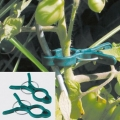 Клипс / щипка за привързване на растения Ф 20 мм - 8 бр/оп