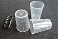 Мерителна чашка, мензура 5 мл - бр