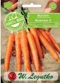 БИО семена моркови Нантес 2 / Nantes 2 - 5 гр
