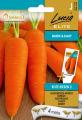 Моркови Роте Ризен 2/ Rote riesen , семена на ЛЕНТА - 4 м/бр