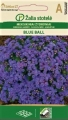 Агератум СИН Blue Вall- Ageratum houstonianum-0.1 гр